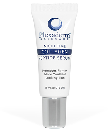 Plexaderm Night Time Collagen Peptide Serum