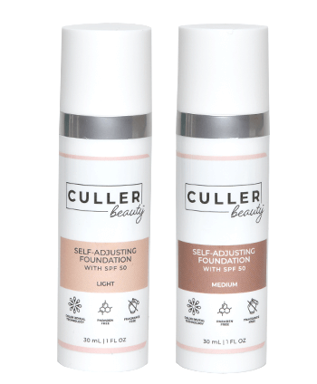 Culler Beauty Self-Adjusting Foundation