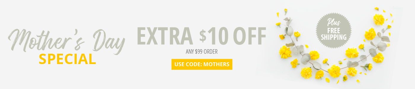 Mothers day free shipping